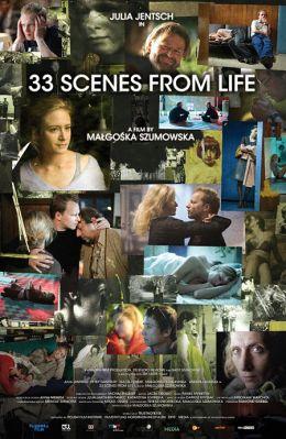 """Постер к фильму """"33 сцены из жизни"""" /33 sceny z zycia/ (2008)"""