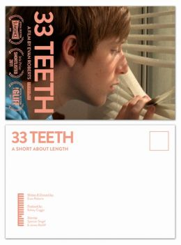"Постер к фильму ""33 зуба"" /33 Teeth/ (2011)"