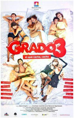 """Постер к фильму """"3 градуса"""" /Grado 3/ (2009)"""