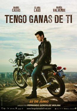 """Постер к фильму """"Три метра над уровнем неба. Я тебя хочу"""" /Tengo ganas de ti/ (2012)"""
