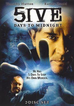 """Постер к фильму """"Пять дней до полуночи"""" /5ive Days to Midnight/ (2004)"""