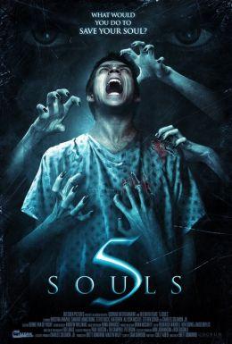 """Постер к фильму """"5 душ"""" /5 Souls/ (2011)"""