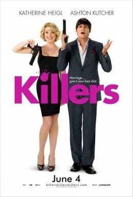 """Постер к фильму """"Киллеры"""" /Killers/ (2010)"""