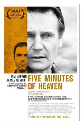"""Постер к фильму """"Пять минут рая"""" /Five Minutes of Heaven/ (2009)"""