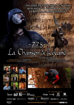 """Постер к фильму """"778 - Песнь о Роланде"""" /778 - La Chanson de Roland/ (2011)"""