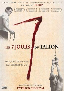 """Постер к фильму """"7 дней"""" /Les 7 jours du talion/ (2010)"""
