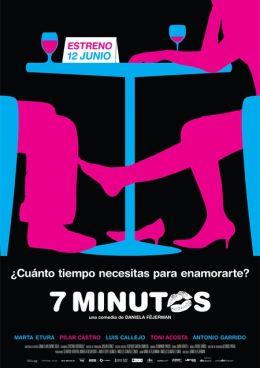 "Постер к фильму ""7 минут"" /Siete minutos/ (2009)"