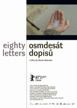 """Постер к фильму """"80 писем"""" /Osmdesat dopisu/ (2011)"""