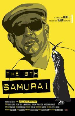 """Постер к фильму """"Восьмой самурай"""" /The 8th Samurai/ (2009)"""