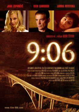 """Постер к фильму """"9:06"""" /9:06/ (2009)"""