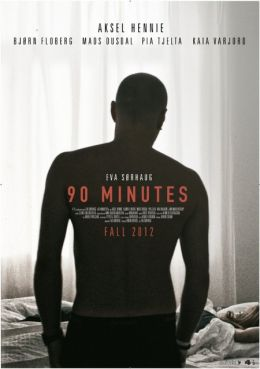 """Постер к фильму """"90 минут"""" /90 minutter/ (2012)"""