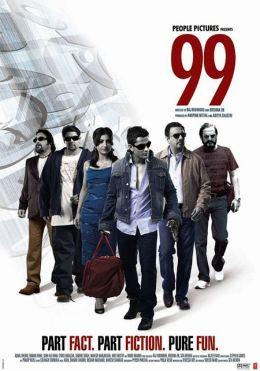 """Постер к фильму """"99"""" /99/ (2009)"""