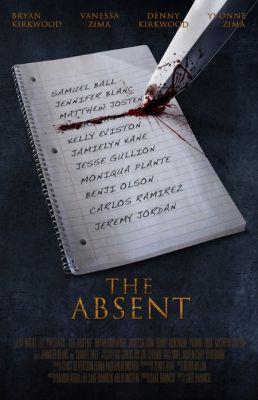 "Постер к фильму ""Абсент"" /The Absent/ (2011)"