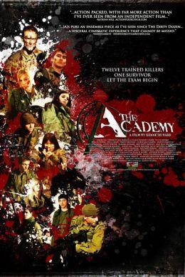 "Постер к фильму ""Академия"" /The Academy/ (2010)"