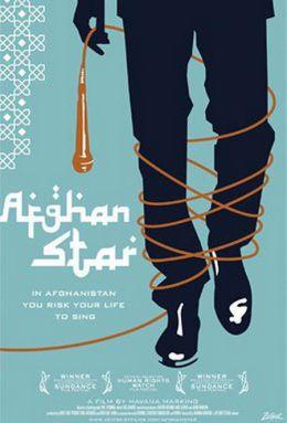 "Постер к фильму ""Афганская звезда"" /Afghan Star/ (2009)"