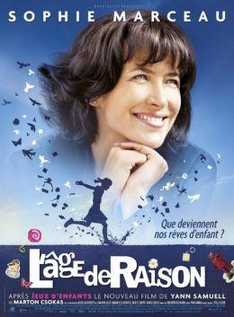"""Постер к фильму """"Большая маленькая я"""" /L'age de raison/ (2010)"""