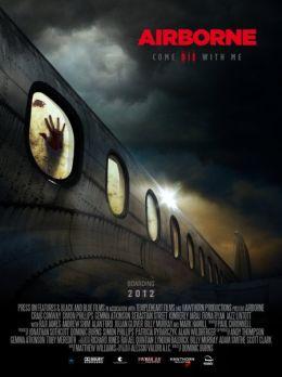 """Постер к фильму """"Рожденный летать"""" /Airborne/ (2012)"""