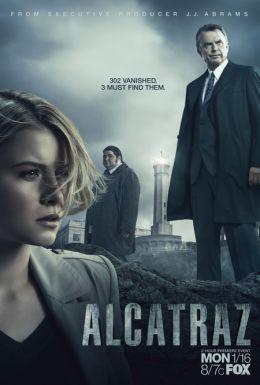 """Постер к фильму """"Алькатрас"""" /Alcatraz/ (2011)"""