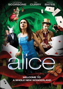 "Постер к фильму ""Алиса в стране чудес"" /Alice/ (2009)"