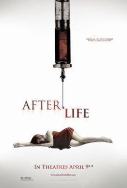 """Постер к фильму """"Жизнь за гранью"""" /After.Life/ (2009)"""