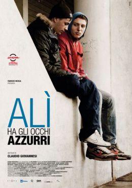 """Постер к фильму """"У Али голубые глаза"""" /Ali Ha Gli Occhi Azzurri/ (2012)"""