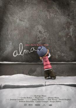 """Постер к фильму """"Альма"""" /Alma/ (2009)"""