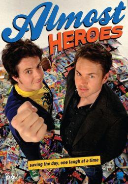 "Постер к фильму ""Almost Heroes"" /Almost Heroes/ (2011)"
