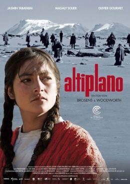 """Постер к фильму """"Альтиплано"""" /Altiplano/ (2009)"""