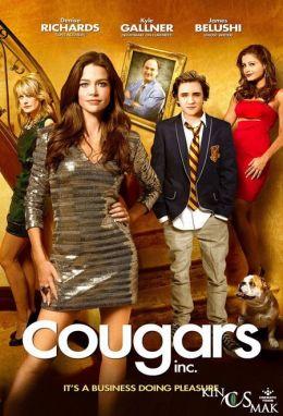"""Постер к фильму """"Американские жиголо"""" /Cougars, Inc./ (2011)"""