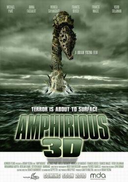 """Постер к фильму """"Амфибиус 3D"""" /Amphibious 3D/ (2010)"""