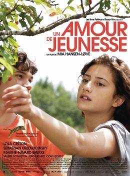 """Постер к фильму """"Юная любовь"""" /Un amour de jeunesse/ (2011)"""