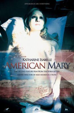 """Постер к фильму """"Американская Мэри"""" /American Mary/ (2012)"""