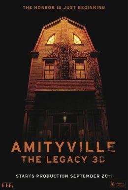 """Постер к фильму """"Амитивилль: Наследие 3D"""" /Amityville: The Legacy 3-D/ (2012)"""