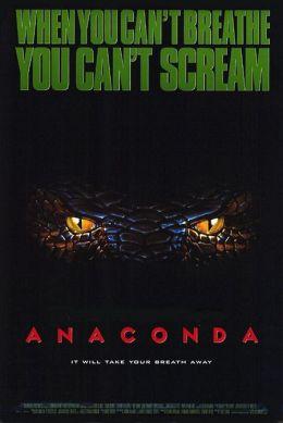 """Постер к фильму """"Анаконда"""" /Anaconda/ (1997)"""