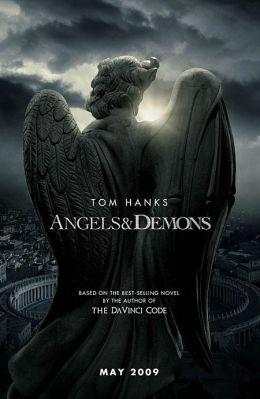 """Постер к фильму """"Ангелы и демоны"""" /Angels & Demons/ (2009)"""