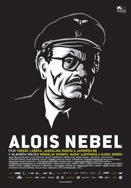 """Постер к фильму """"Алоис Небель и его призраки"""" /Alois Nebel/ (2011)"""