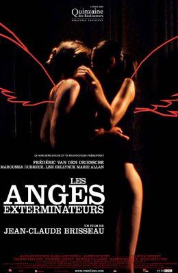 """Постер к фильму """"Ангелы возмездия"""" /Les Anges exterminateurs/ (2006)"""