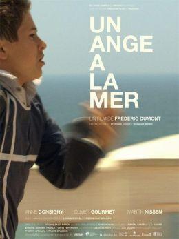 "Постер к фильму ""Ангел на море"" /Un ange a la mer/ (2009)"