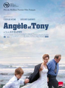 "Постер к фильму ""Анжель и Тони"" /Angele et Tony/ (2010)"