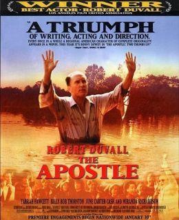 """Постер к фильму """"Апостол"""" /The Apostle/ (1997)"""