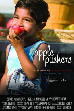 "Постер к фильму ""The Apple Pushers"" /The Apple Pushers/ (2011)"
