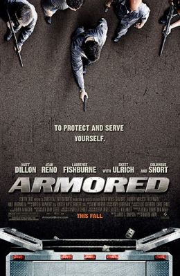 """Постер к фильму """"Инкассатор"""" /Armored/ (2009)"""