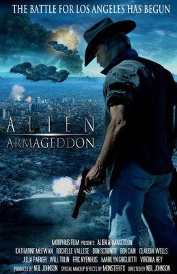 """Постер к фильму """"Армагеддон пришельцев"""" /Alien Armageddon/ (2011)"""