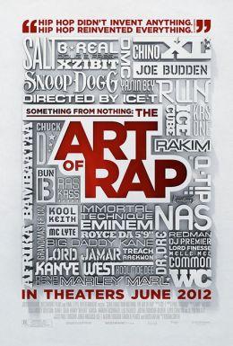 """Постер к фильму """"Something from Nothing: The Art of Rap"""" /Something from Nothing: The Art of Rap/ (2012)"""