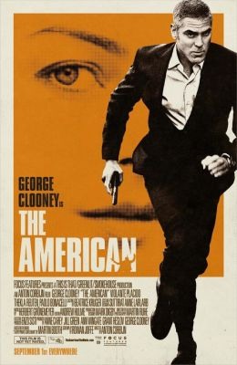 """Постер к фильму """"Американец"""" /The American/ (2010)"""