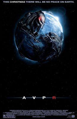 """Постер к фильму """"Чужие против Хищника. Реквием"""" /Aliens vs. Predator: Requiem/ (2007)"""