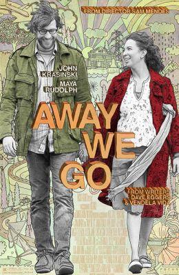 """Постер к фильму """"В пути"""" /Away We Go/ (2009)"""