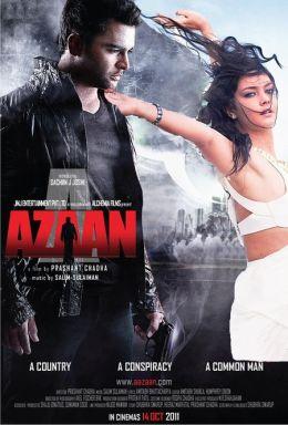 "Постер к фильму ""Азаан"" /Aazaan/ (2011)"