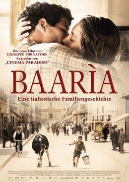 "Постер к фильму ""Баария"" /Baaria/ (2009)"