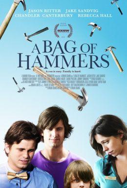 """Постер к фильму """"Сумка, полная молотков"""" /A Bag of Hammers/ (2011)"""